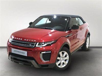 usata Land Rover Range Rover evoque (CONVERTIBLE) 2.0 TD4 SE DYNAMIC (180PS)