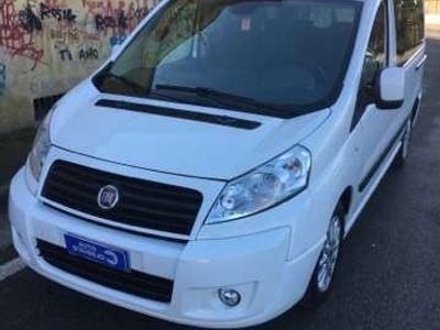 usata Fiat Scudo 2.0 MJT Anno 2015 9 Posti NUOVISSIMO FULL
