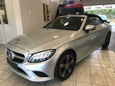usata Mercedes C200 Classe C Cpé (C205)Auto EQ-Boost Coupé Premium