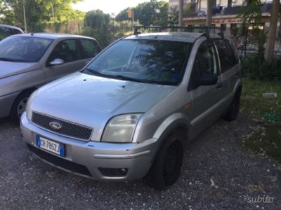 brugt Ford Fusion 1.4 tdci commercianti