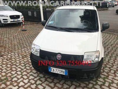 usata Fiat Panda 1.3 MJT DPF Van Active 2 posti del 2010 usata a Roma