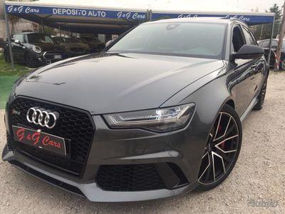 usata Audi RS6 4.0 Tfsi Performance S-Tronic Tetto Navi