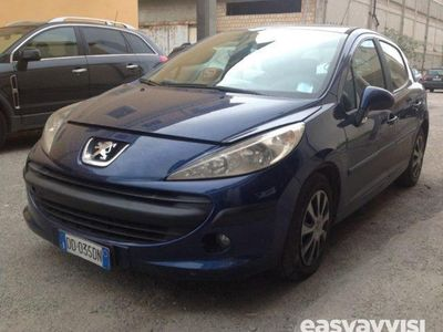 used Peugeot 207 1.4 hdi 70cv 5p. x line diesel