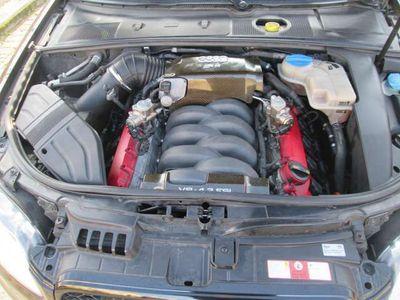 usata Audi RS4 RS44.2 V8 BLACK EDITION