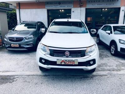 usata Fiat Fullback 2.4 180CV Cabina Estesa LX