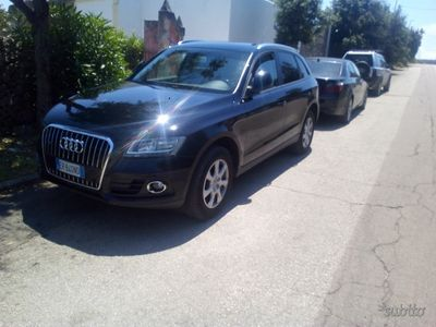 used Audi Q5 anno - 2013 2.0 TDI AUTOMAT/NAV ottim