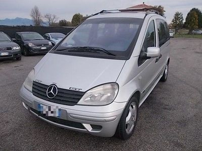 used Mercedes Vaneo 1.7 CDI cat Family usato