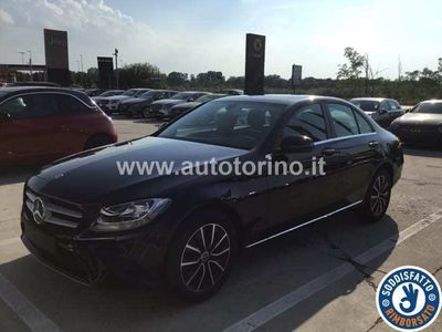 usata Mercedes C220 CLASSE C BERLINAd Auto 4MATIC EXECUTIVE