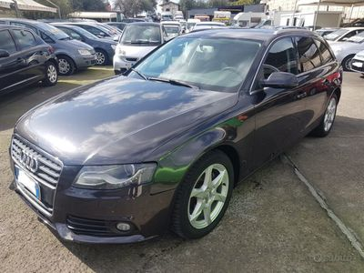 usata Audi A4 Automatica 4ª serie - 2010