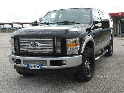 gebraucht Ford V8 f 250 fx4 super duty 4x4- 2008