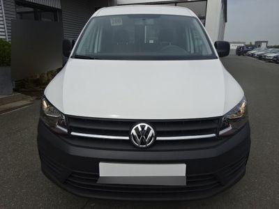 used VW Caddy Maxi Kasten Tdi +lr Langer Radstand+climat