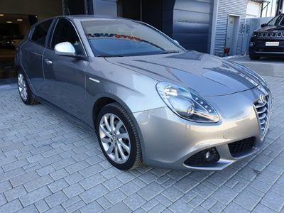 gebraucht Alfa Romeo Giulietta 2.0 JTDm-2 140 CV Distinctive+ pack sport