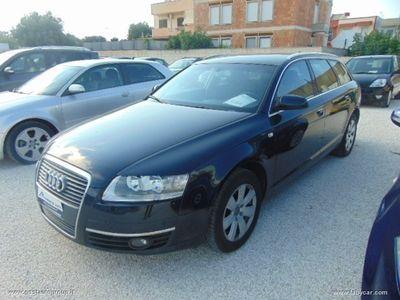brugt Audi A6 Avant 2.7 Tdi Ambiente Aut.