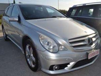 usata Mercedes R320 cdi cat 4matic chrome diesel