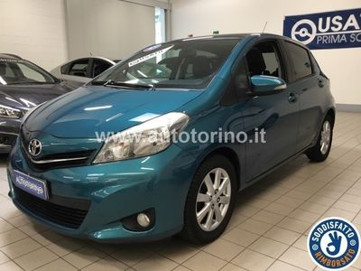 second-hand Toyota Yaris YARIS1.4 d-4d Lounge 5p m-mt