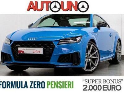 "usata Audi TT 1ª serie 45 TFSI Quattro S-tronic S-LINE + VIRTUAL + 20"""