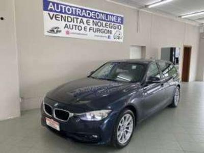 usata BMW 320 d Touring Business Advantage aut. UNICO PROPRIETAR Diesel