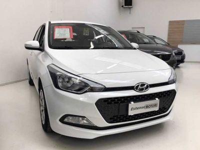gebraucht Hyundai i20 i201.1 CRDi 12V 5 porte Comfort