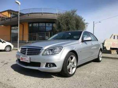 usata Mercedes C320 cdi s.w. elegance - unico proprietario diesel