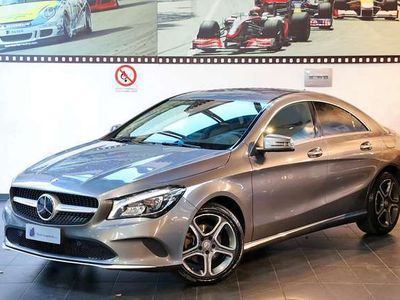 usata Mercedes CLA220 d 4Matic Automatic Business - LED/COMAND/DISTRONIC