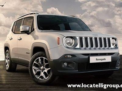 usado Jeep Renegade 1.6 Mjt 120 CV Limited Cinisello Balsamo