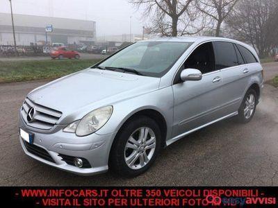 usado Mercedes R280 cdi cat 4matic - 7 posti diesel