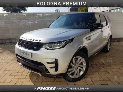 usata Land Rover Discovery 2.0 sd4 HSE 240cv 7p.ti auto my18