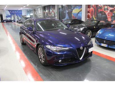 gebraucht Alfa Romeo Giulia 2.2 Turbodiesel 150 CV AT8 Business