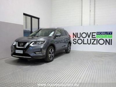 brugt Nissan X-Trail 2.0 dCi 4WD X-Tronic N-Connecta