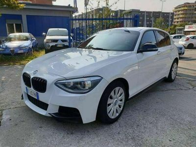 usata BMW 118 118 d Msport 5p