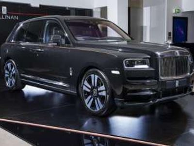 usata Rolls Royce Cullinan