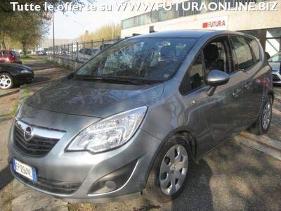usata Opel Meriva 1.3 CDTI 95CV ecoFLEX b-color Elective del 2012 usata a Alessandria