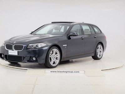 usata BMW 525 d xDrive Touring Msport