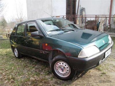usata Citroën AX benzina 4x4 con gancio traino