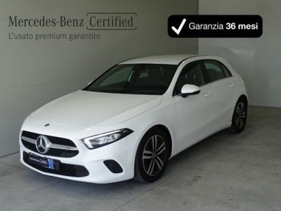 usata Mercedes A180 d Automatic Business Extra