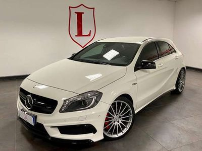 usata Mercedes A45 AMG 45amg 4matic EDITION 365CV REALE IN SEDE