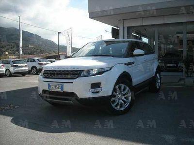 usado Land Rover Range Rover evoque 2.2 TD4 5p. Pure Tech Pack del 2015 usata a Lucca