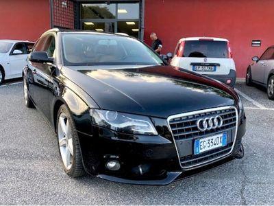 usata Audi A4 2.0 TDI 143CV SPORT'18 NAVI PELLE FULL PERMUTE