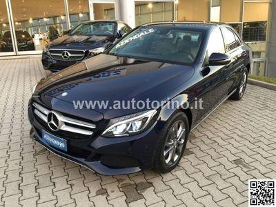 brugt Mercedes C200 Classe C C 200d (BT) Sport auto