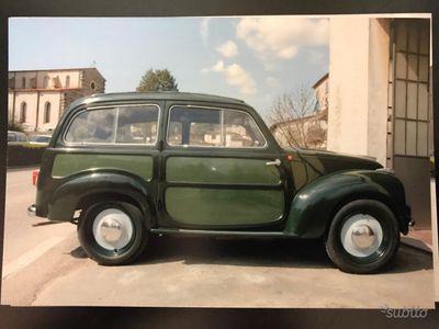 brugt Fiat Belvedere 500 C1953