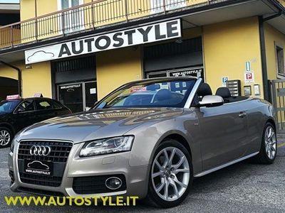 gebraucht Audi A5 Cabriolet 2.7 TDI *S-LINE* MULTITRONIC/AUTOMATICA