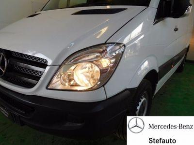 usata Mercedes Sprinter F37/35 313 CDI TN Furgone del 2013 usata a Bologna