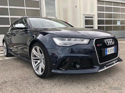 gebraucht Audi RS6 Avant 4.0 TFSI quattro tiptronic - 2017