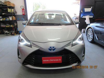 usata Toyota Yaris Hybrid Garanzia 5 anni