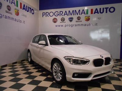 usata BMW 118 d 5p. automatico