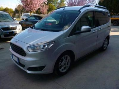 usata Ford Tourneo Courier 1.5 TDCI 75 CV Plus