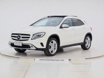 used Mercedes GLA200 d Automatic Enduro Activity