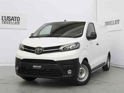 gebraucht Toyota Proace Proace 2ª serie1.6D 115CV S&S PL-TN Furgone Medium 3p.10q Comfort