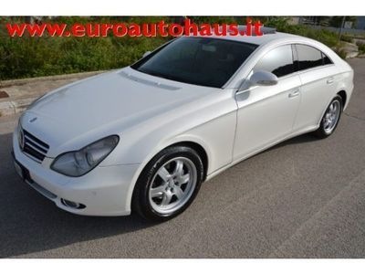 used Mercedes CLS320 CLS 320 CDI ChromeCDI Chrome