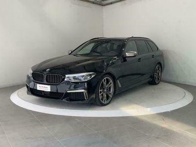 usata BMW M550 Serie 5 Touring d xDrive del 2018 usata a Massa